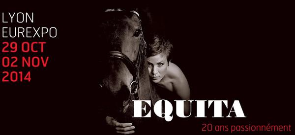 Equitanet sur Equita'Lyon 2014 !