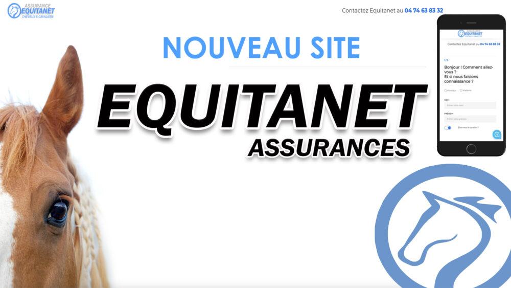 Nouveau site Equitanet